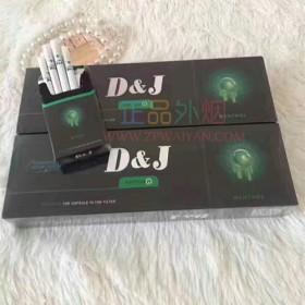 网上买外烟DJ MIX柠檬爆珠正品代购哪里买外烟网