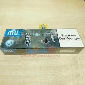 正品外烟零售批发代购网上买外烟MU欧盟薄荷爆珠