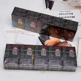 网上买外烟BLACK DEVIL黑魔鬼老款正品代购哪里买外烟网