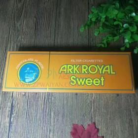 网上买外烟ARK ROYAL黄船长小雪茄正品代购哪里买外烟网