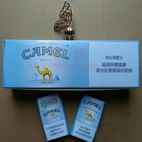 网上买外烟CAMEL中免蓝骆驼正品代购哪里买外烟网