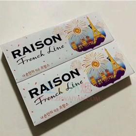 RAISON韩国猫烟花芒果爆珠